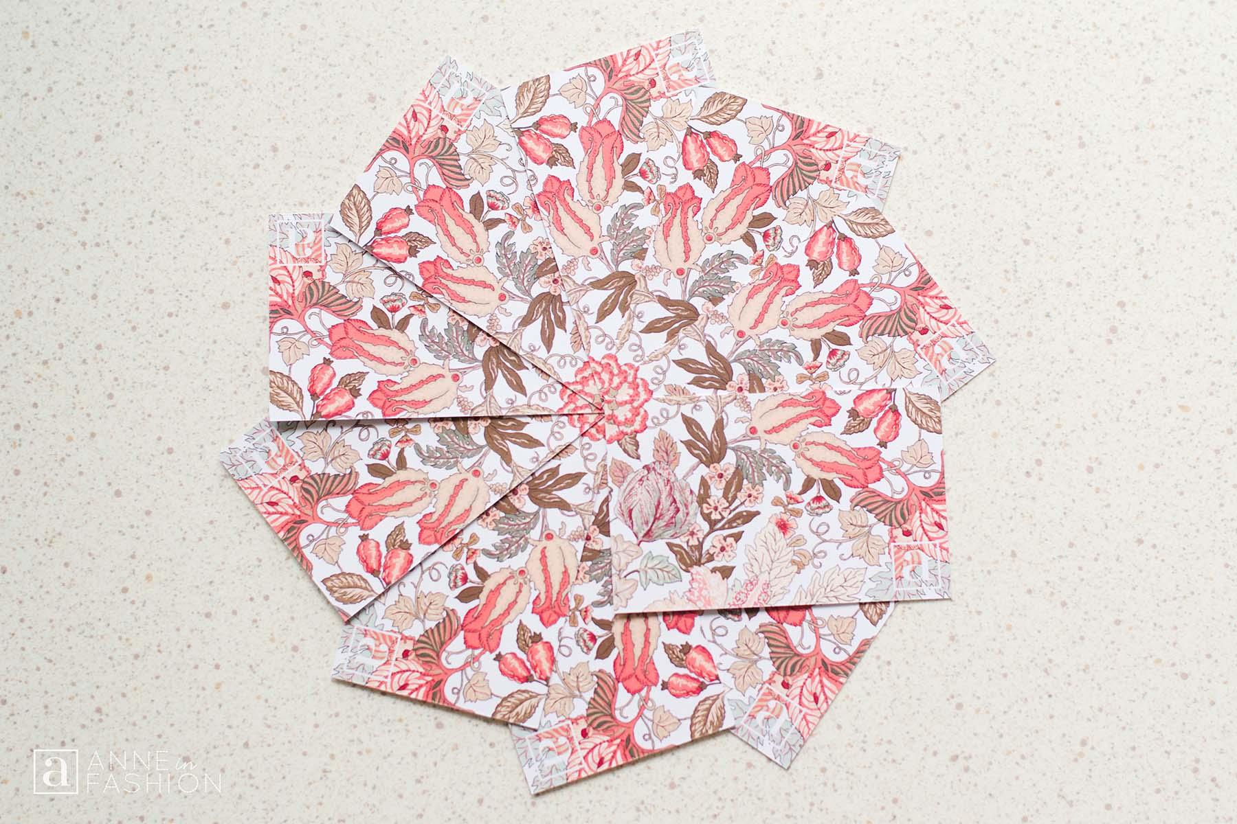 Marketing Ephemera: Designing ANNE in FASHION\'s Business Cards ...